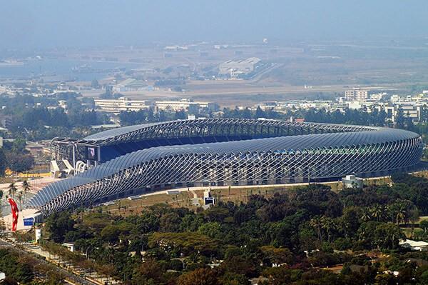 Sân vận động Word games ở Đài Loan