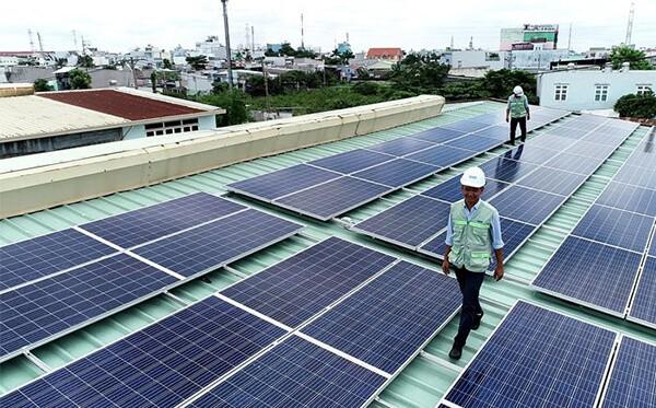 Việc phát triển điện mặt trời tại Gia Lai góp phần ổn định kinh tế địa phương