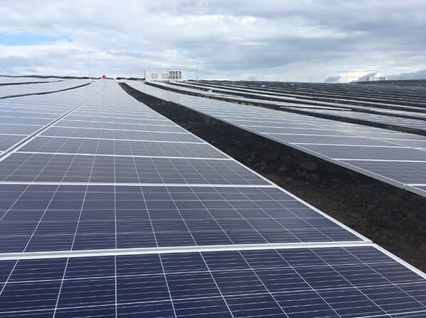 Dự án điện năng lượng mặt trời tại huyện Phú Hòa (Phú Yên)