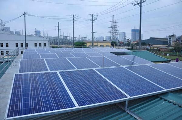Đến Năm 2020 Công Suất Điện Mặt Trời Áp Mái Sẽ Tăng Gấp Nhiều Lần